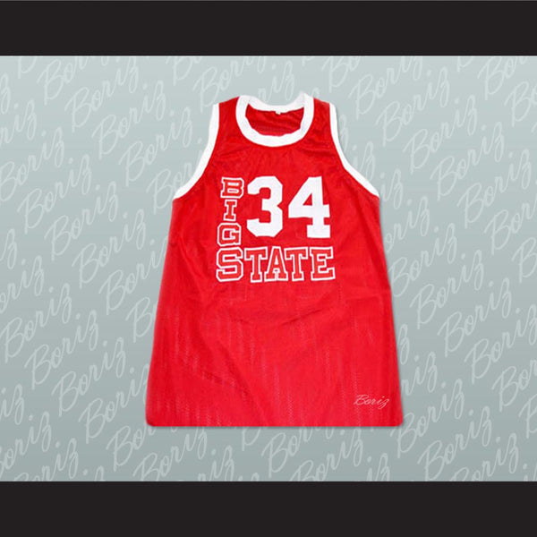 info for cc767 c6f0f Jesus Shuttlesworth 34 Big State Basketball Jersey He Got Game
