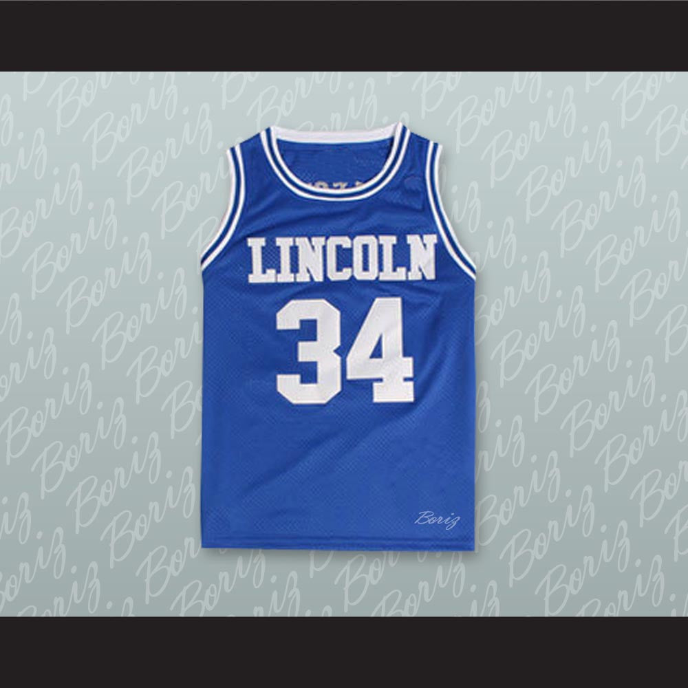 46fb22f43fe8 ... Lincoln High School Basketball Jersey He Got Game. Product Image ...