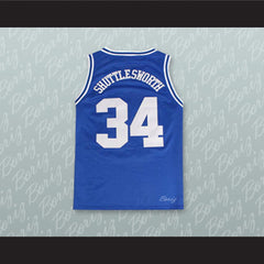 Jesus Shuttlesworth 34 Lincoln High School Basketball Jersey He Got Game - borizcustom