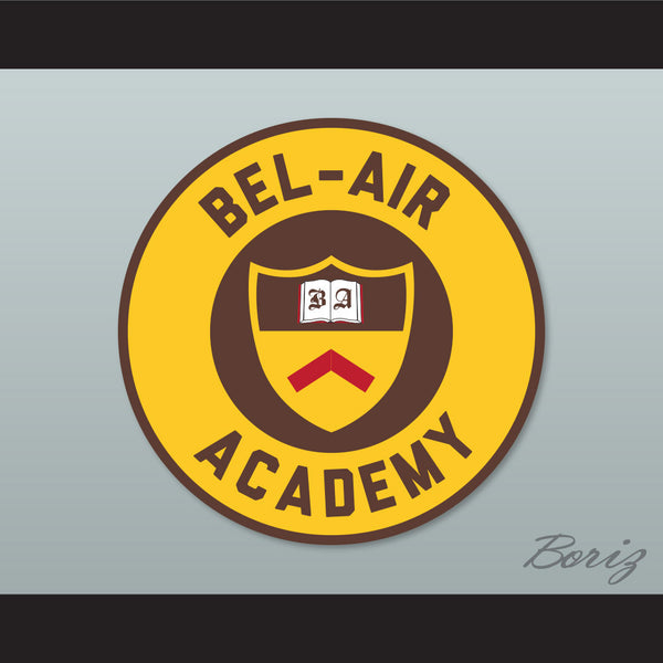 1f0c7fac2ec ... The Fresh Prince of Bel-Air Will Smith Bel-Air Academy Home Basketball  Jersey