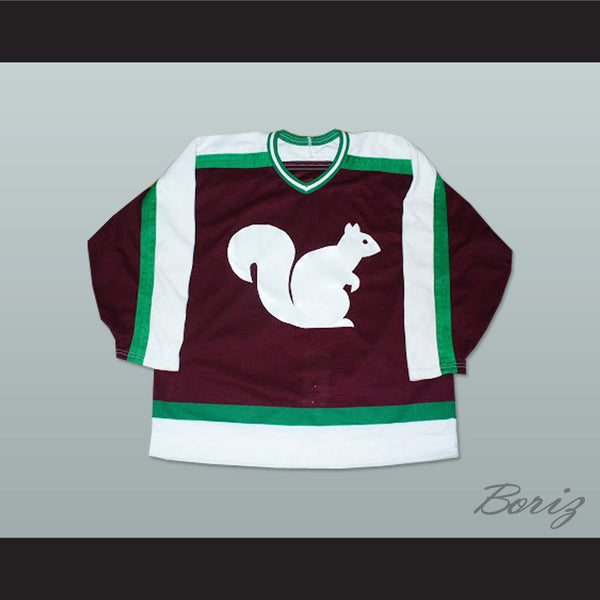 Squirrel Hockey Jersey Any Player or Number - borizcustom