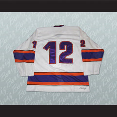 San Antonio Iguanas 12 Hockey Jersey Stitch Sewn NEW Any Size or Player - borizcustom - 2