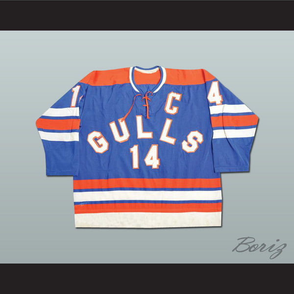 San Diego Gulls Earl Heiskala Hockey Jersey Any Player or Number New - borizcustom