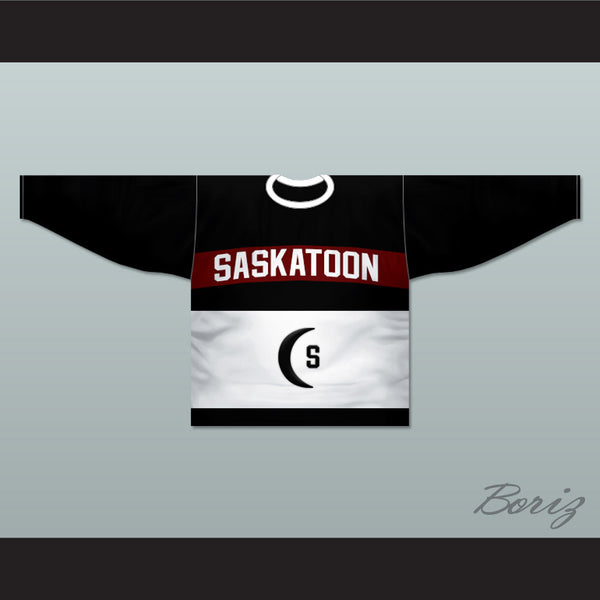 WCHL Saskatoon Sheiks Hockey Jersey Any Number New - borizcustom