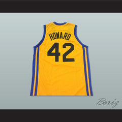 Teen Wolf Scott Howard 42 Beacon Beavers Basketball Jersey - borizcustom - 2