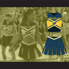 Catalina 'Lina' Cruz Malibu Vista High School Sea Lions Cheerleader Uniform Bring It On: Fight to the Finish