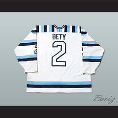 Sebastien Bety Chicoutimi Sagueneens Hockey Jersey Any Player or Number - borizcustom - 2