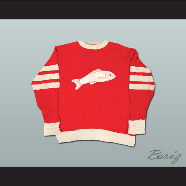Selkirk Fishermen Hockey Jersey Any Player or Number - borizcustom