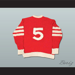 Selkirk Fishermen Hockey Jersey Any Player or Number - borizcustom - 2