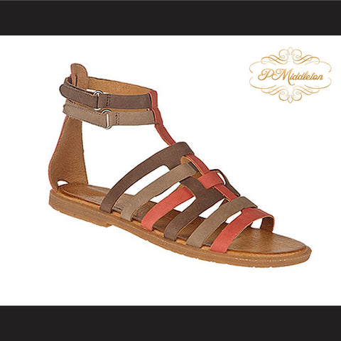 P Middleton Triumphant Gladiator Sandal Women's Shoes - borizcustom