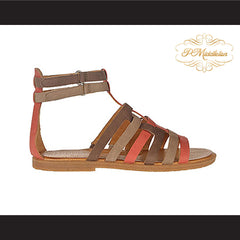 P Middleton Triumphant Gladiator Sandal Women's Shoes - borizcustom - 2