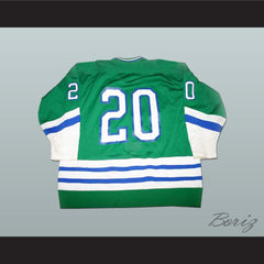 Springfield Indians Hockey Jersey Any Player or Number - borizcustom - 2