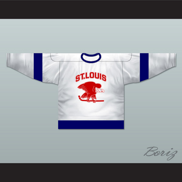 1934 St Louis Eagles Replica Hockey Jersey Any Player or Number New - borizcustom