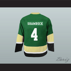 St. Patrick's Day Irish Pubcrawler Hockey Jersey Any Player or Number - borizcustom - 2