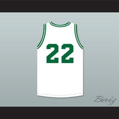 Anfernee Hardaway Butch McRae 22 St Joseph High School Basketball Jersey Blue Chips - borizcustom
