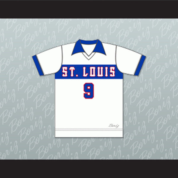 St Louis Stars Football Soccer Shirt Jersey Any Player or Number New - borizcustom