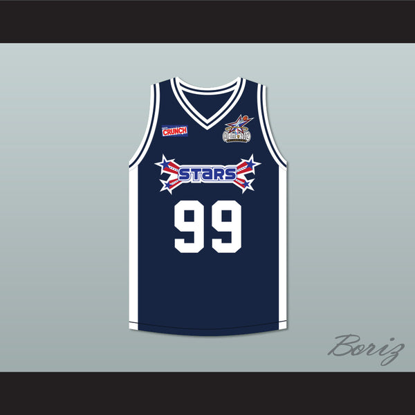 Method 'Meth' Man 99 Stars Basketball Jersey Rock N' Jock All Star Jam 2002