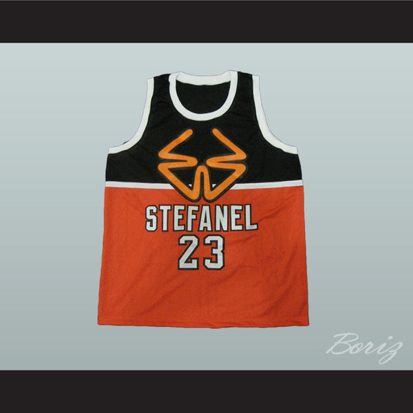 info for db3ab 39f7d 1985 Stefanel Trieste Michael Jordan 23 Exhibition Game Basketball Jersey  Alternate Version