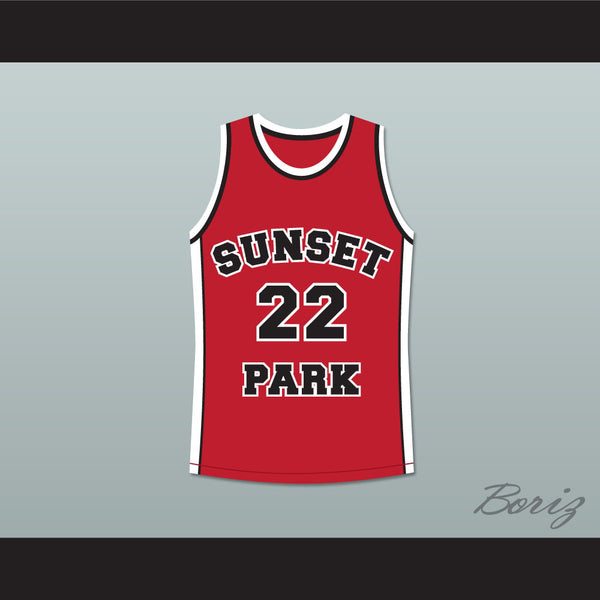 Antwon Tanner Drano 22 Sunset Park Basketball Jersey - borizcustom