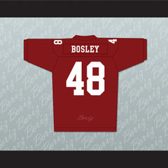 Ryan Gosling Alan Bosley T. C. Williams High School Titans Football Jersey - borizcustom - 2