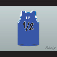 Anfernee Penny Hardaway Lil Penny 1/2 Throwback Blue Basketball Jersey - borizcustom - 2
