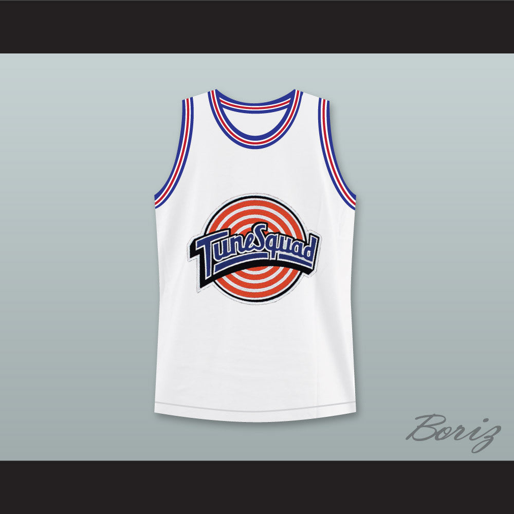 Space Jam Tune Squad Sylvester Pussycat 9 Jersey