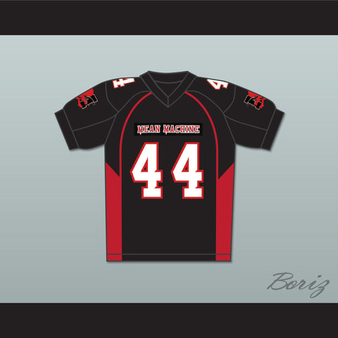 The Great Khali 44 Turley Mean Machine Convicts Football Jersey Includes Patches - borizcustom