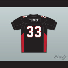 33 Turner Mean Machine Convicts Football Jersey - borizcustom