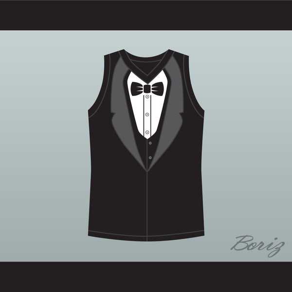 Tuxedo Basketball Jersey Any Player or Number New - borizcustom