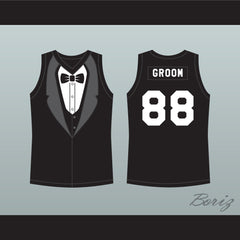 Tuxedo Basketball Jersey Any Player or Number New - borizcustom - 3