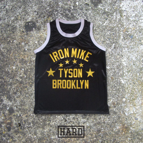IRON MIKE TYSON BROOKLYN BOXING JERSEY by HARD - borizcustom - 1