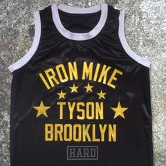 IRON MIKE TYSON BROOKLYN BOXING JERSEY by HARD - borizcustom - 4