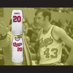 1970-71 Texas Home Basketball Jersey Any Player or Number - borizcustom
