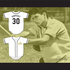 Benny 'The Jet' Rodriguez 30 Baseball Jersey The Sandlot - borizcustom - 3