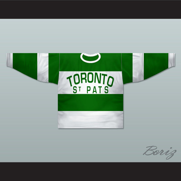 Toronto St Pats 1919-22 Hockey Jersey Any Name or Number New - borizcustom - 1