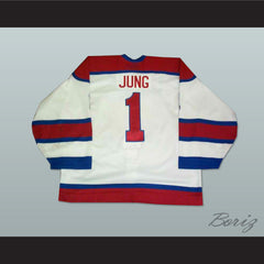 Torrie Jung Edmonton Oil Kings Hockey Jersey New Stitch Sewn - borizcustom - 2
