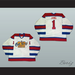 Torrie Jung Edmonton Oil Kings Hockey Jersey New Stitch Sewn - borizcustom - 3
