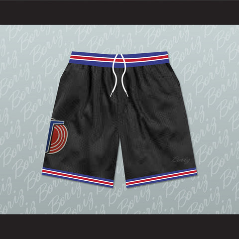 Michael Jordan Space Jam Tune Squad Basketball Shorts - borizcustom