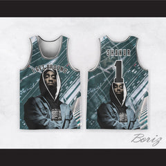 Tupac Shakur 1 I Get Around Aerial View Basketball Jersey