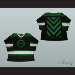 Type O Negative Hockey Jersey Any Size Stitch Sewn - borizcustom - 3