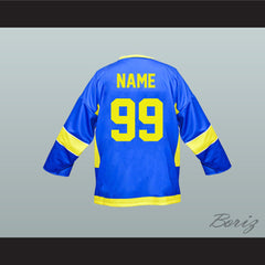 Ukraine National Team Hockey Jersey New Any Player or Number - borizcustom - 2