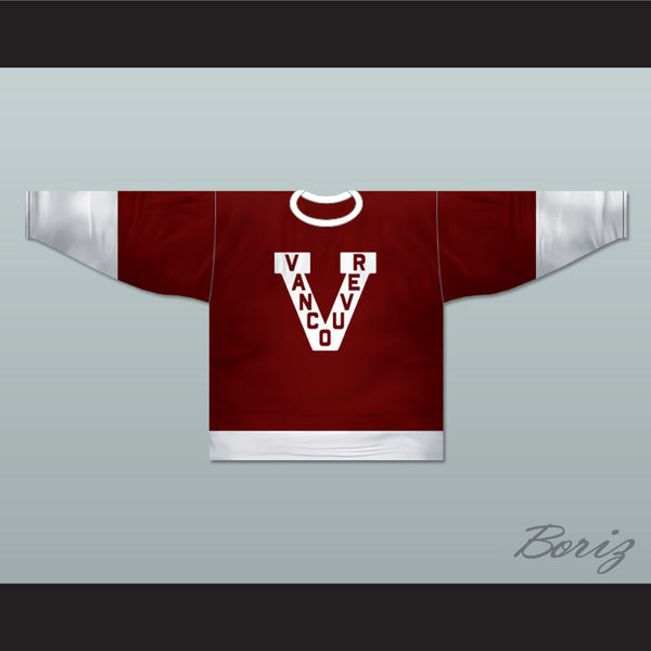 Vancouver Maroons 1921-26 Hockey Jersey Any Player or Number New - borizcustom