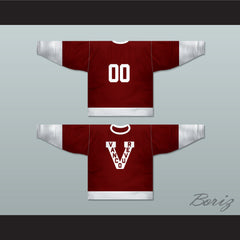 Vancouver Maroons 1921-26 Hockey Jersey Any Player or Number New - borizcustom - 3