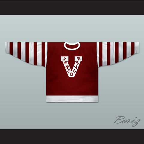 Vancouver Millionaires 1913-14 Hockey Jersey Any Player or Number New -  borizcustom 1e535b8c2