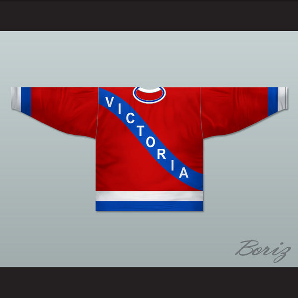 Victoria Aristocrats 1913-16 Hockey Jersey Any Player or Number New - borizcustom