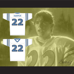 Jesse Harper Westfield Angels High School Football Jersey Stitch Sewn New - borizcustom