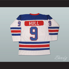 Hockey Legend Bobby Hull 9 Hockey Jersey 2 Colors All Sizes Stitch Sewn New - borizcustom - 8