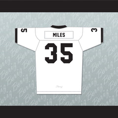 Historical Boobie Miles 35 Permian High School Panthers Football Jersey - borizcustom - 2
