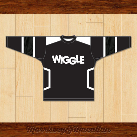 Snoop Dogg Wiggle Hockey Jersey by Morrissey&Macallan - borizcustom