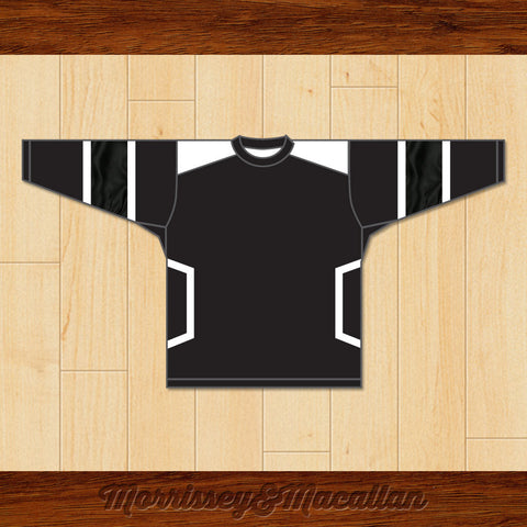 Snoop Dogg Wiggle Plain Front Hockey Jersey by Morrissey&Macallan - borizcustom - 1